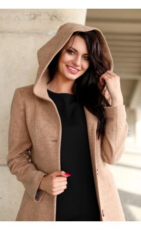Casualowy płaszcz dla kobiet w każdym rozmiarze, Klasyczne płaszczyki do pracy w sezonie zimowym od Choice