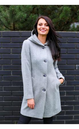 Stylowy płaszczyk wizytowy, Klasyczne płaszcze jednorzędowe na zimę od Choice