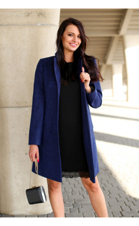 Elegancki płaszczyk o profilowanym kroju,  Piękne płaszcze wizytowe od Choice