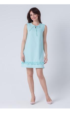 Mini Sukienka Kate Miętowa