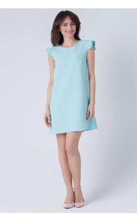 Mini Sukienka Lisi Miętowa