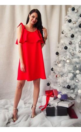 Koktajlowa mini sukienka na ramiączkach, Seksowne kreacje na prestiżowe imprezy od Choice
