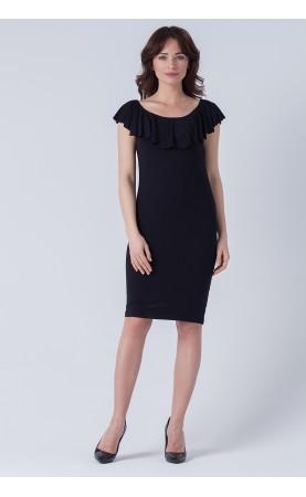 Stylowa sukienka nad kolano, Nowoczesne kreacje od Polskiej marki Choice