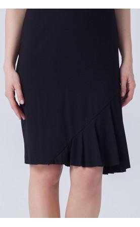 Oryginalna sukienka na każdą okazję, Czerne kreacje wizytowe od Choice