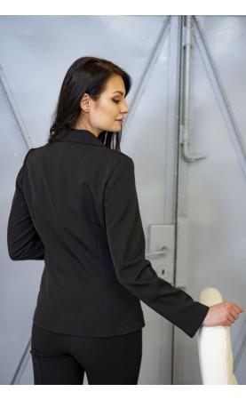 Wyszczuplający żakiet dla kobiet XXL, Nowoczesne marynarki z kołnierzem od Choice