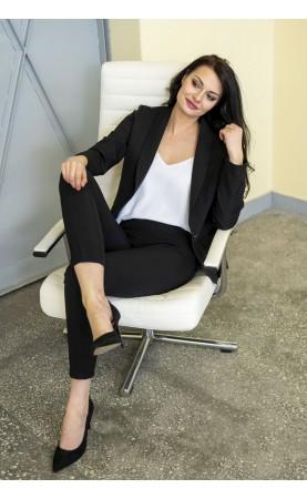 Dopasowana marynarka do pracy w biurze, Taliowane żakiety biznesowe od Choice