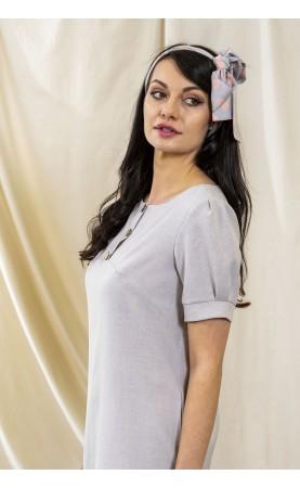 Biznesowa sukienka dla dyrektorki, Dyplomatyczne kreacje z krótkim rękawkiem od Choice