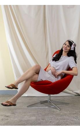 Wyszczuplająca sukienka z dekoltem okrągłym, Subtelne kreacje na specjalne uroczystości od Choice