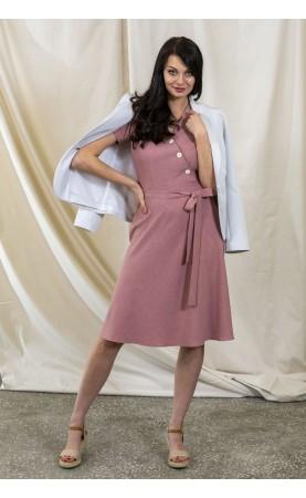 Zjawiskowa sukienka na ślub cywilny dla siostry, Wizytowe kreacje na lato od Choice