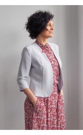 Modna marynarka do eleganckiej sukienki, Reprezentatywne żakiety z podszewką od Choice