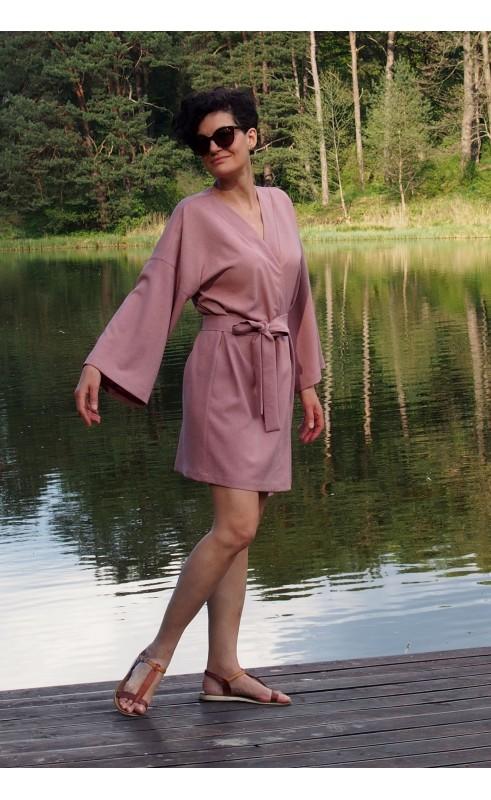 Zmysłowe kimono o luźnym kroju, Komfortowe stylizacje na lato od Choice