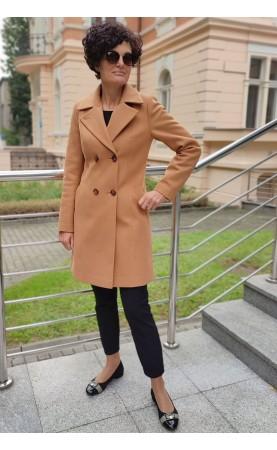 Niezwykle piękny płaszcz damski na zimę, Śliczne okrycia wierzchnie w oryginalnym stylu od Choice