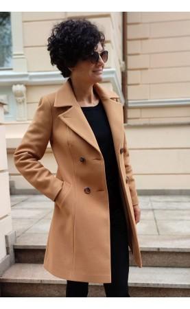 Wizytowy płaszcz na każdą okazję, Śliczne okrycia wierzchnie dla kobiet pracujących w administracji od Choice