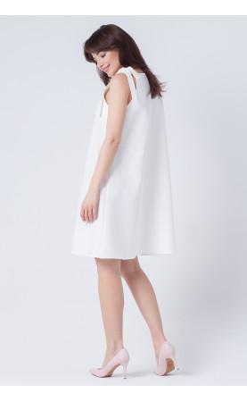 Mini sukienka o trapezowym kroju, Nowoczesne kreacje od Polskiego producenta marki Choice