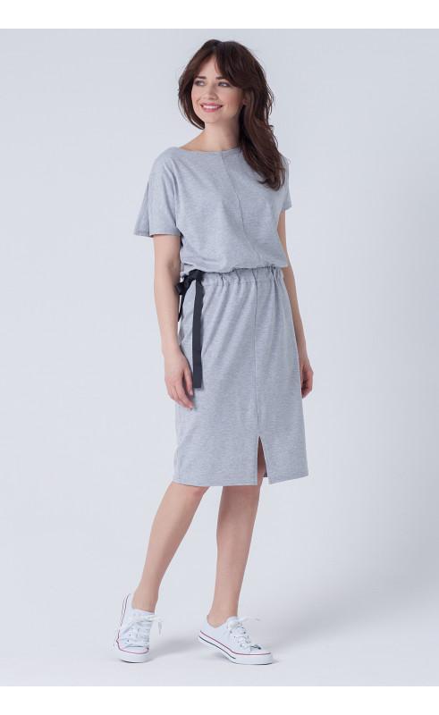 Bawełniana sukienka midi, Stylowe kreacje na każdą okazję od Choice