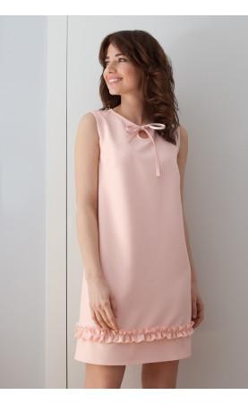 Mini Sukienka Kate Różowa