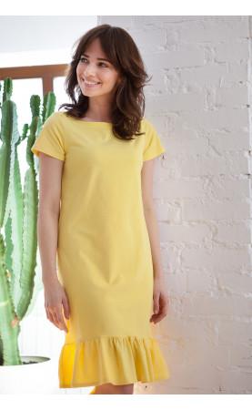 Żółta sukienka na wakacje, Piękne kreacje na każdą okazję od Choice