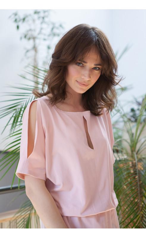 Zmysłowa suknia bawełniana, Koktajlowe stylizacje od Polskiej marki Choice