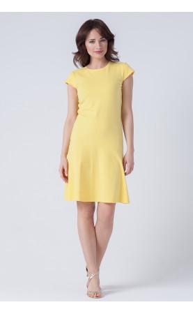 Elegancka kreacja z krótkim rękawem, Piękne suknie od butiku online od Choice
