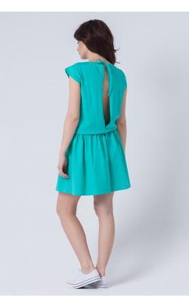 Mini sukienka z odkrytymi plecami, Gustowne kreacje na każdą okazję od Choice