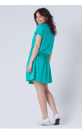 Lekka sukienka na sezon letni, Casualowe kreacja na każdą okazję od Choice