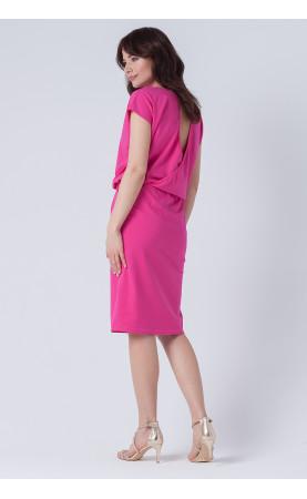 Ołówkowa sukienka bawełniana, Stylowe kreacje koktajlowe od Choice
