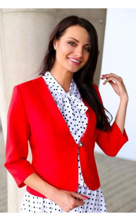 Modna marynarka casualowa, Eleganckie żakiety damskie do sukienek od Choice
