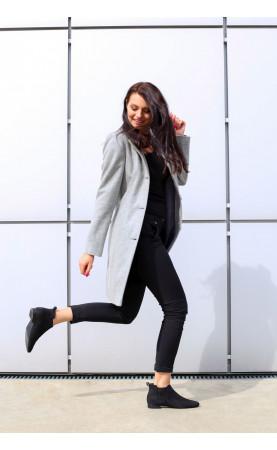 Stylowy płaszczyk damski na zimę, Eleganckie płaszcze na każdą okazję od Choice