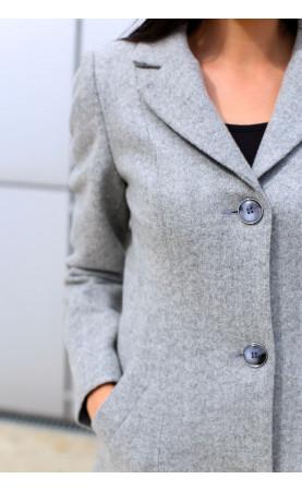 Zimowy płaszcz z kołnierzem, Modne stylizacje na sezon zimowy od Choice