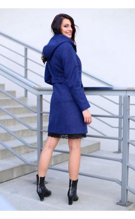 Elegancki płaszcz z długimi rękawami, Nowoczesne okrycia wierzchnie do pracy od Choice